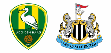 ADO Den Haag vs Newcastle United.