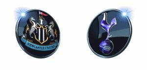 Newcastle United v Tottenham Hotspur.