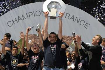 Girondins de Bordeaux.