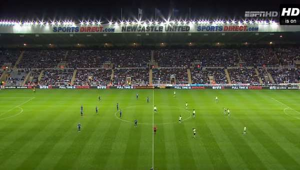 Newcastle United v Club Brugge full match video.