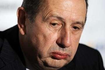 Ex Brugge manager, Georges Leekens.