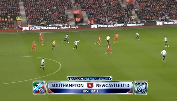 Southampton v Newcastle United full match video.