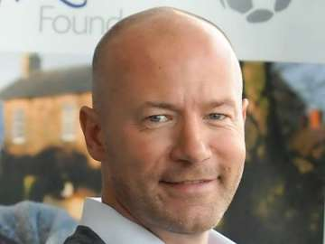 Alan Shearer.