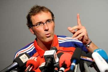 Laurent Blanc.