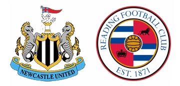 Newcastle United v Reading.