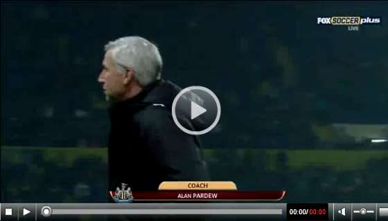 Metalist Kharkiv vs Newcastle United full match video