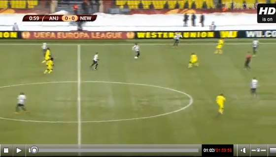 Anzhi Makhachkala v Newcastle United full match video.