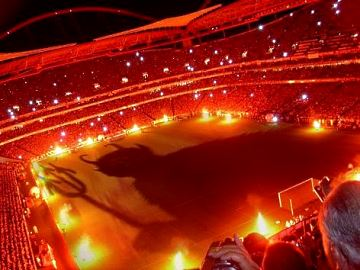 Estadio da Luz (Stadium of Light) - Lisbon.