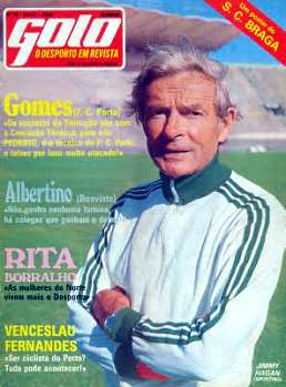 Jimmy Hagan: Benfica manager.