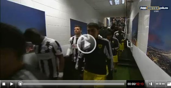 Newcastle United vs Anzhi Makhachkala full match video.