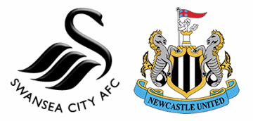 Swansea v Newcastle United.