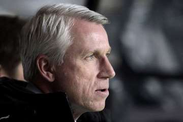 Alan Pardew.