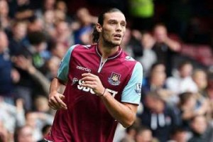 Andy Carroll.