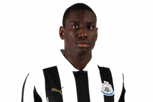Demba Ba - Newcastle United.