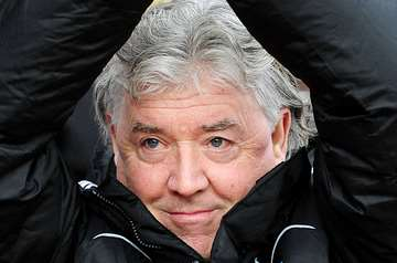 Joe Kinnear - Newcastle United.