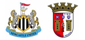 Newcastle United v S.C.Braga.