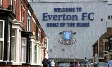 Everton FC, Goodison Park.