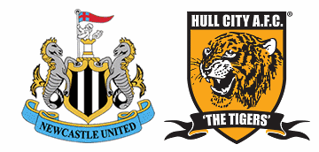 Newcastle United v Hull City.