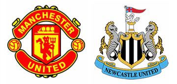 Manchester United v Newcastle United.