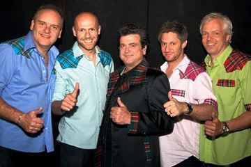 Les McKeown's Bay City Rollers.