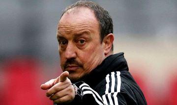 Rafa Benitez.