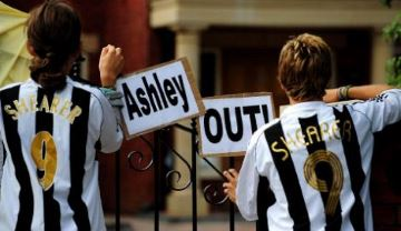 Ashley Out!