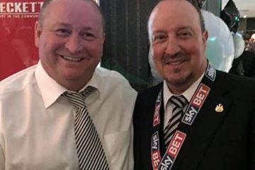 Ashley and Benitez
