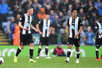Sean Longstaff and Yoshinori Muto