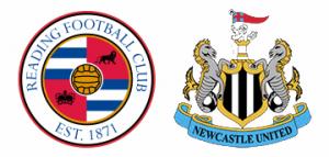Reading v Newcastle United.
