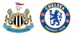 Newcastle United v Chelsea.