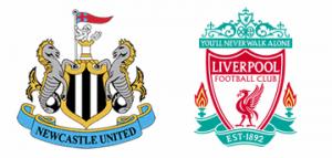 Newcastle United v Liverpool.