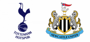 Tottenham v Newcastle United.
