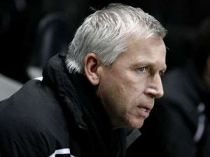 Pardew: Great to put fears to bed.