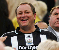 Mike Ashley, Newcastle
