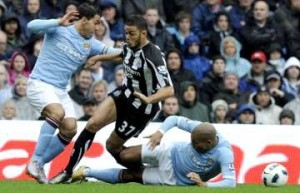 Ben Arfa: Career almost ruined by De Jong.