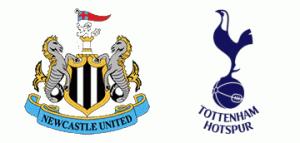 Newcastle United vs Tottenham Hotspur.