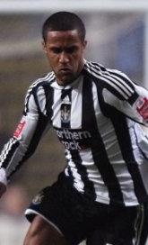 Wayne Routledge, Newcastle United