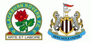 Blackburn vs Newcastle United.