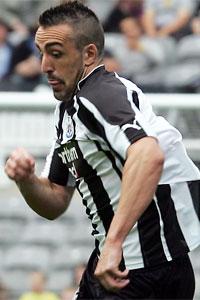 Jose Enrique, Newcastle United