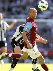 Stephen Ireland, Newcastle United