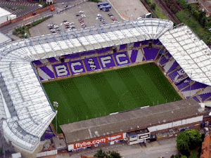 Birmingham City v Newcastle United