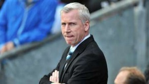 Pardew: Bringing in top players, apparently.