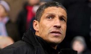 Hughton: Newcastle can make big strides.
