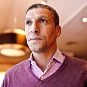 """Hughton: """"I'm very much a manager""""."""