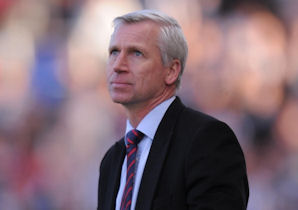 Alan Pardew, Newcastle United, £20m to spend?