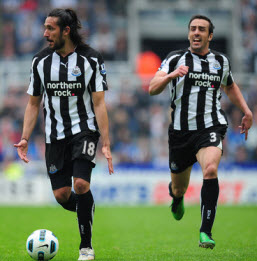 Liverpool after Newcastle's Gutierrez and Enrique?
