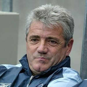 Kevin Keegan - ex Newcastle and England manager.