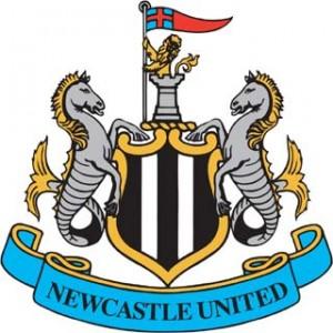 NUFC crest.