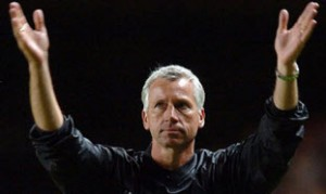 Alan Pardew says we need a bigger squad at Newcastle United