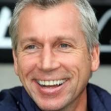 Alan Pardew rates Newcastle an 8/10